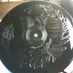 etched 7 inch