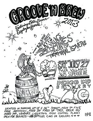 Groove n Brew 2013