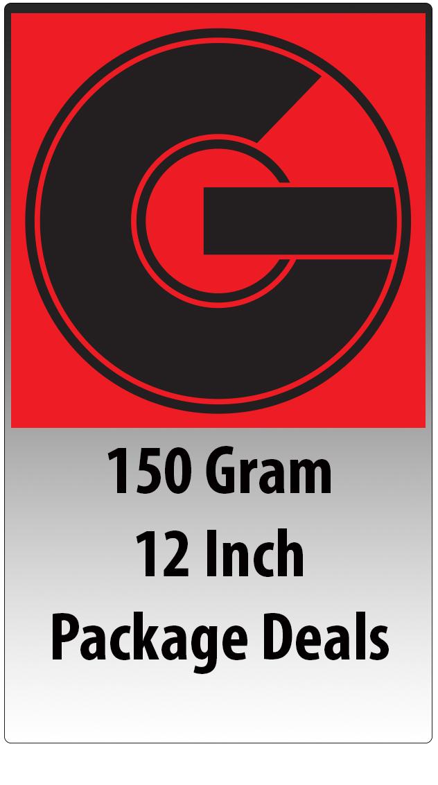 150 GRAM BUTTON - PACKAGE DEALS